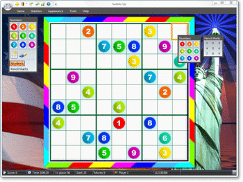 Sudoku Up 2014 screenshot 6