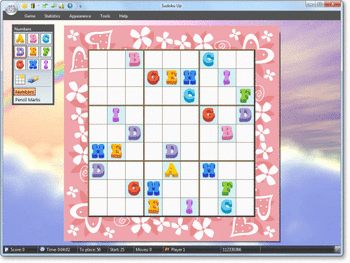 Sudoku Up 2014 screenshot 7