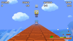Super Mario Bros. In First Person screenshot 2