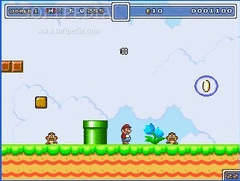 Super Mario Bros Times Mario screenshot