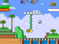 Super Mario War screenshot 3