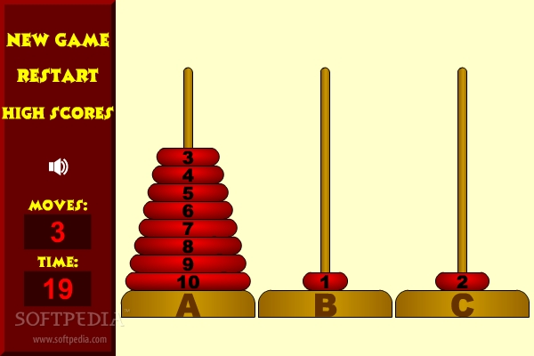 tower of hanoi game free download