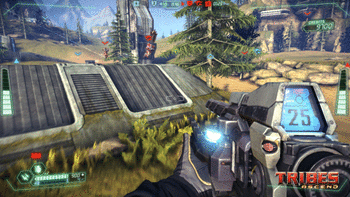 Tribes Ascend screenshot 2