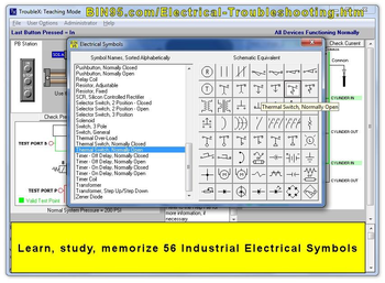 TroubleX Electrical Troubleshooting Simulator screenshot 3