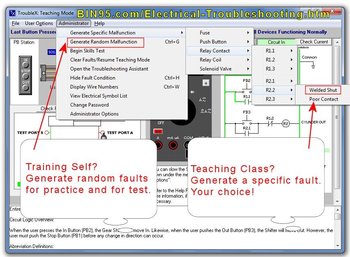 TroubleX Electrical Troubleshooting Simulator screenshot 5