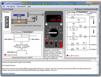 TroubleX Electrical Troubleshooting Simulator screenshot 6