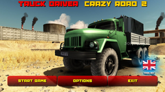 Truck Driver Crazy Road 2 screenshot