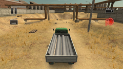 Truck Driver Crazy Road 2 screenshot 2