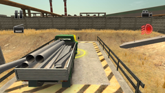 Truck Driver Crazy Road 2 screenshot 5