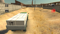 Truck Driver Crazy Road 2 screenshot 6