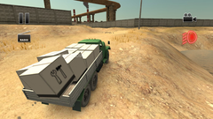 Truck Driver Crazy Road 2 screenshot 7