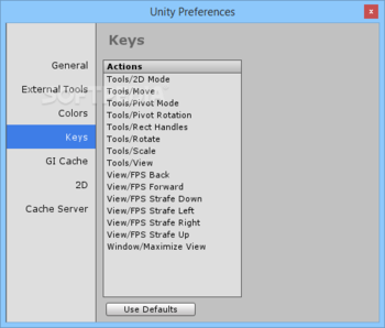Unity screenshot 14