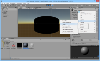 Unity screenshot 2