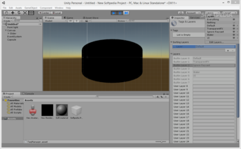 Unity screenshot 3