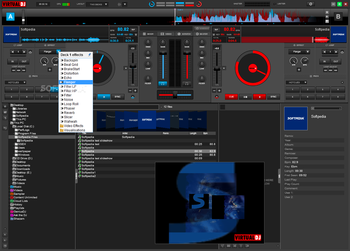 Virtual DJ screenshot 2