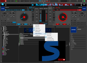 Virtual DJ screenshot 3