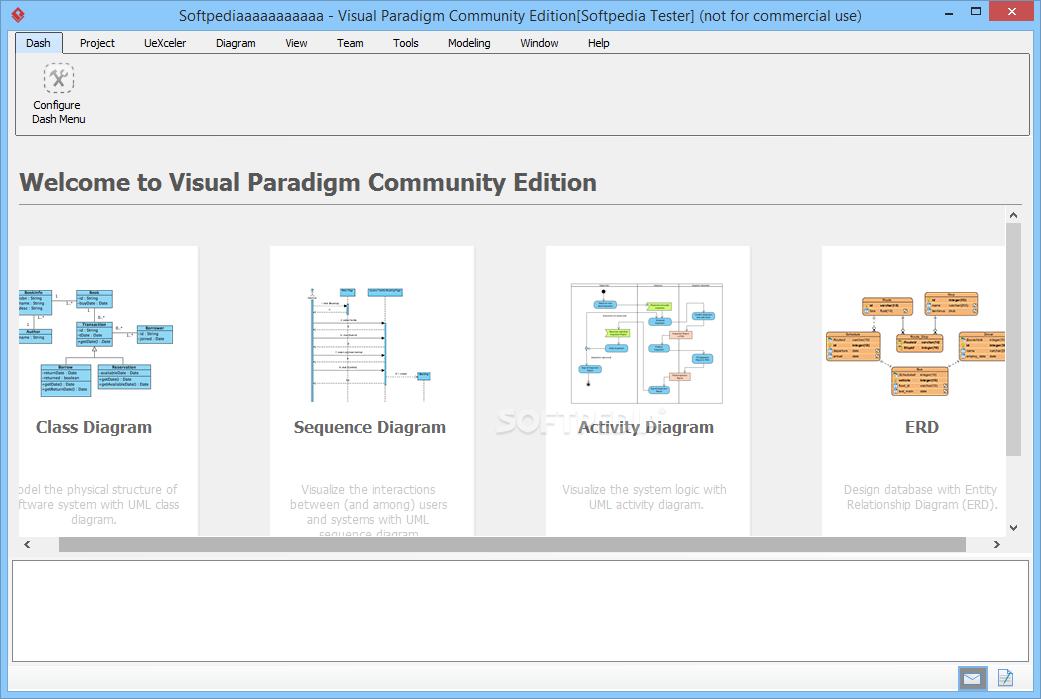 visual paradigm community edition screenshot 8 - Visual Paradigm For Uml Community Edition