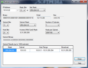 WhatsUp IP Address Manager screenshot 8