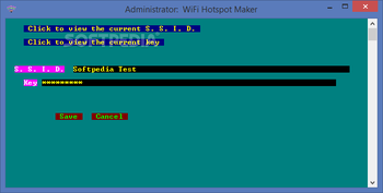 WiFi Hotspot Maker screenshot