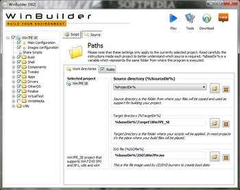 WinBuilder - Download Free with Screenshots and Review