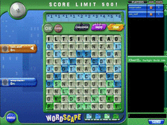 Wordscape Online Party screenshot