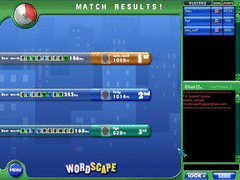 Wordscape Online Party screenshot 2