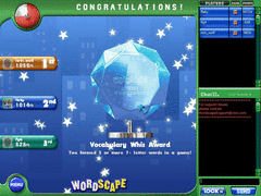 Wordscape Online Party screenshot 3