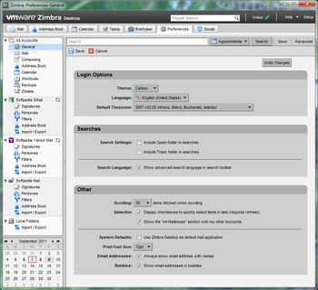 Zimbra Desktop - Download Free with Screenshots and Review