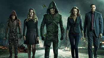 Arrow screenshot 9