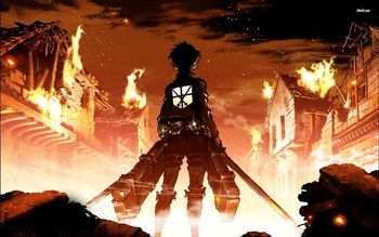 Attack On Titan screenshot 12