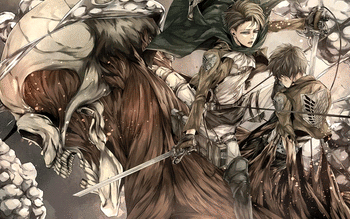 Attack On Titan screenshot 14