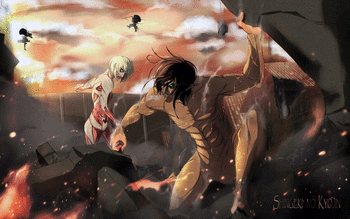 Attack On Titan screenshot 17