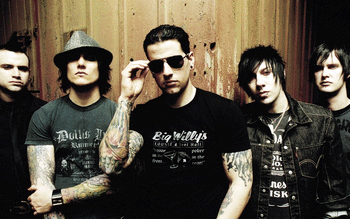 Avenged Sevenfold screenshot 11