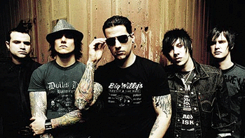Avenged Sevenfold screenshot 7