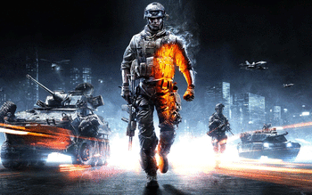 Battlefield 3 screenshot 2