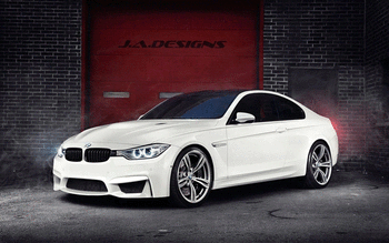 BMW M3 screenshot 10