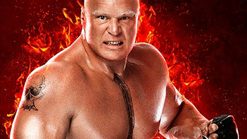 Brock Lesnar screenshot