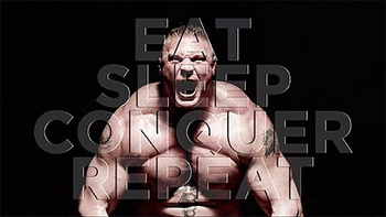 Brock Lesnar screenshot 10