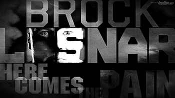 Brock Lesnar screenshot 9