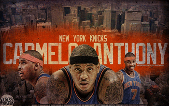 Carmelo Anthony screenshot 10