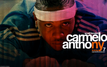 Carmelo Anthony screenshot 3