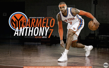Carmelo Anthony screenshot 7