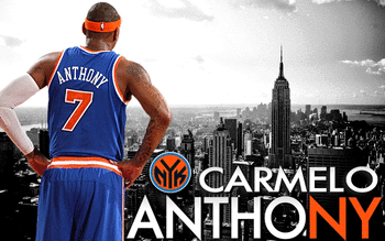 Carmelo Anthony screenshot 9