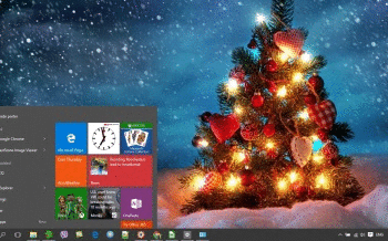 Christmas screenshot