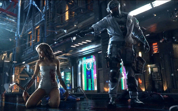 Cyberpunk screenshot 10