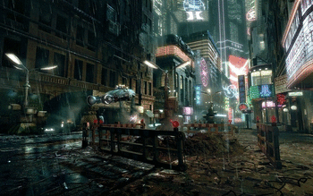 Cyberpunk screenshot 12