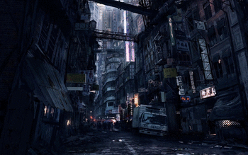 Cyberpunk screenshot 8