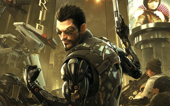 Deus Ex Human Revolution screenshot 11