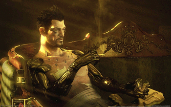 Deus Ex Human Revolution screenshot 2