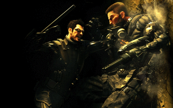 Deus Ex Human Revolution screenshot 7